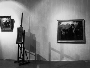 Ogień niestrzeżony. Pracownie malarzy polskich XIX i początku XX wieku część II