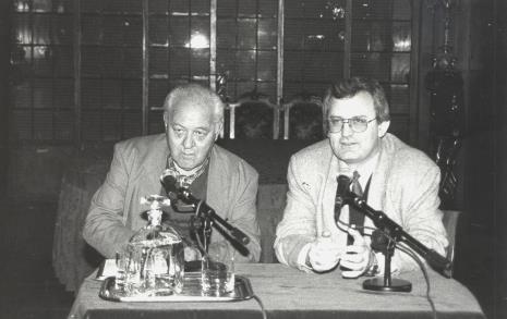 Gustaw Herling-Grudziński, Włodzimierz Bolecki (Instytut Badań Literackich w Warszawie)
