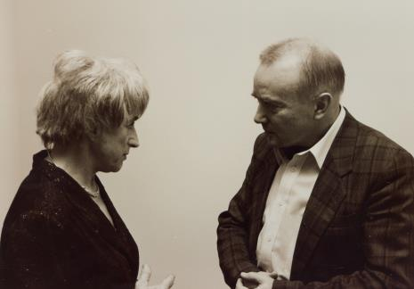 Z lewej Nika Strzemińska