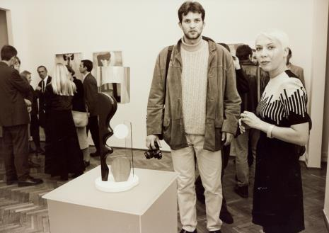 Z prawej Barbara Konopka