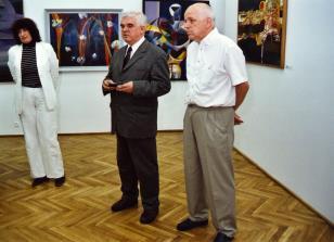 Zbigniew Dłubak i Grupa 55