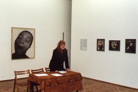 Tatiana Wojda (właścicielka Galerii Ars Nova w Łodzi)