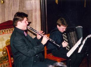 Salon Muzyczny w Pałacu Herbsta. Koncert jubileuszowy