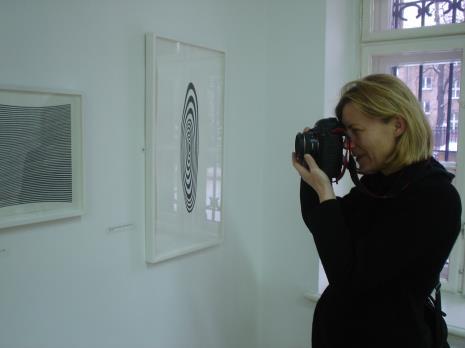 Małgorzata Kujawka (fotoreporterka Gazety Wyborczej w Łodzi)