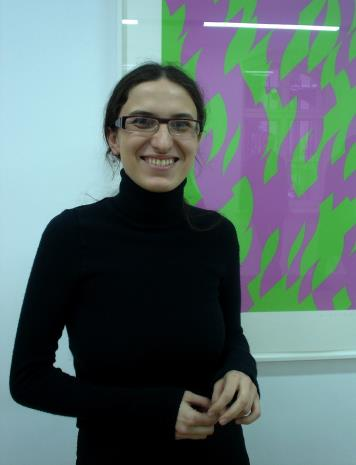 Katarzyna Tośta (Dział Promocji)