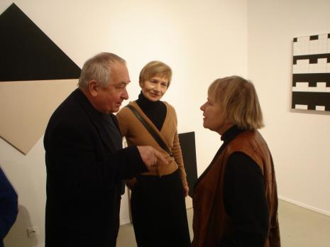 Tadeusz Wolański, x, Janina Ładnowska (Dział Sztuki Nowoczesnej)