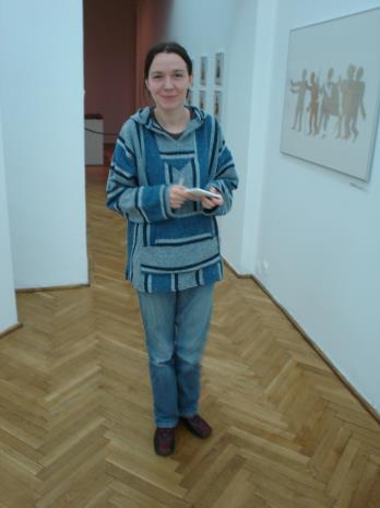 Aneta Dardzińska (Dział Dokumentacji Naukowej)