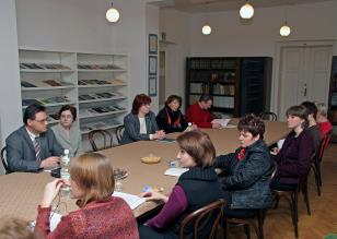 Konferencja na temat sytuacji Muzeum Sztuki w Łodzi