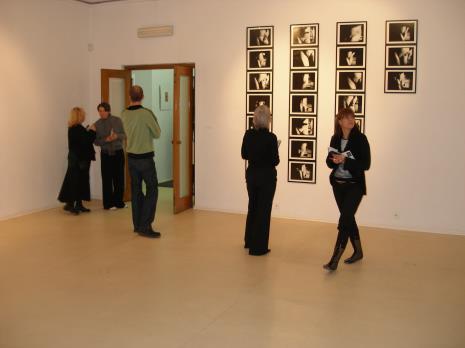 Wizyta krytyków brytyjskich w Muzeum Sztuki w Łodzi