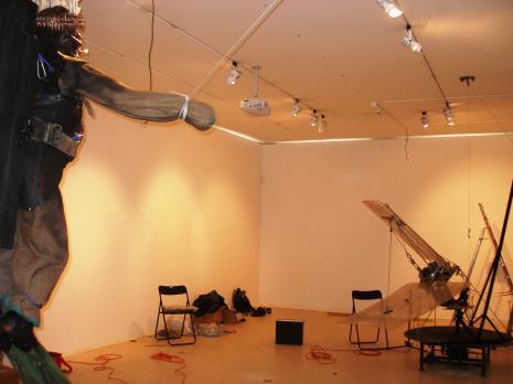 Die Kunst ist Toth