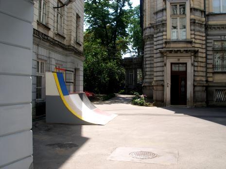 Beatiful losers. Sztuka współczesna i kultura ulicy