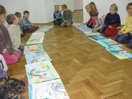 Zajęcia edukacyjne dla dzieci