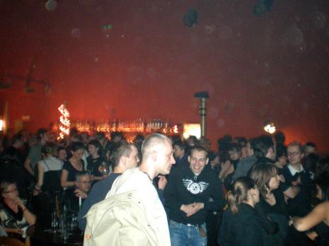 Publiczność w klubie Luka