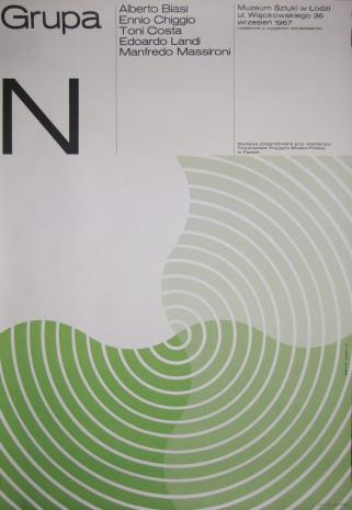 [Plakat] Grupa N. […]
