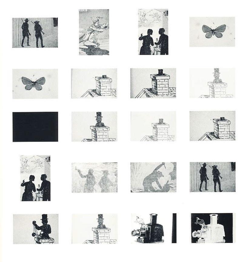 Marcel Broodthaers. Projekcje slajdów